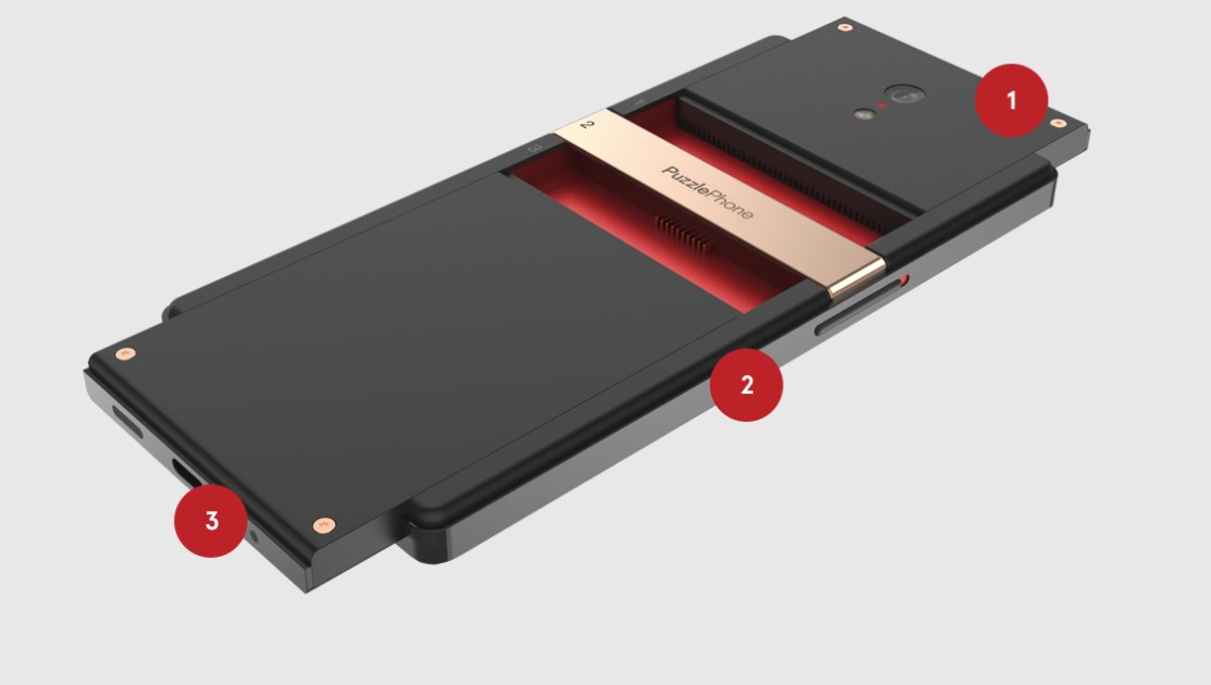 puzzlephone - what is a modular phone - Modular Cell Phones - Google Modular Phones
