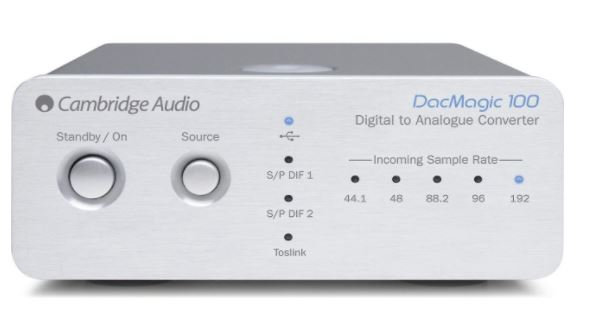 Digital to Analog Converter USB DAC - 6 Best Digital to Analog Audio Converter USB DAC Under $200