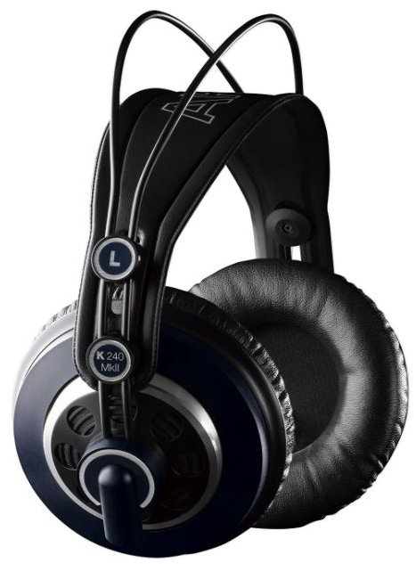 AKG K 240 MK II Stereo Studio Headphones - Best Open Back Headphones for Gaming