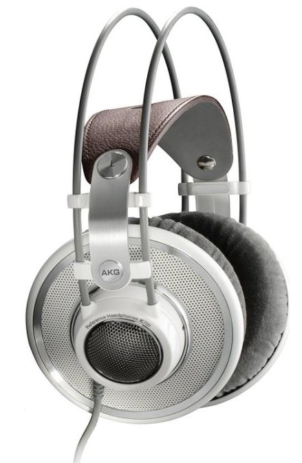 AKG Acoustics K701 Reference Class Headphones - Best Open Back Headphones for Gaming