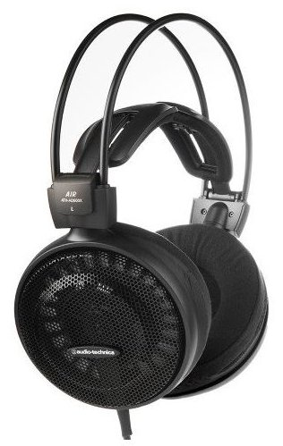 Audio Technica AUD ATHAD500X Audiophile Open-Air Headphones - Best Open Back Headphones for Gaming