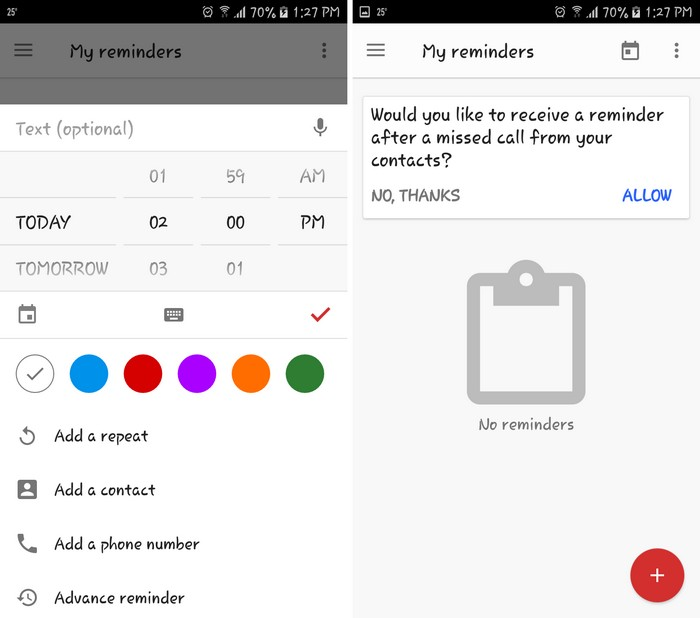BZ Reminder App for Android - Best Daily Reminder Apps for Android
