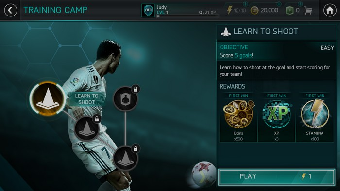 FIFA Football EA - Best EA Sports Soccer Games for Android - Best Soccer App for Android
