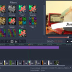 Movavi Video Editor - Filters - Best Video Editor for Mac