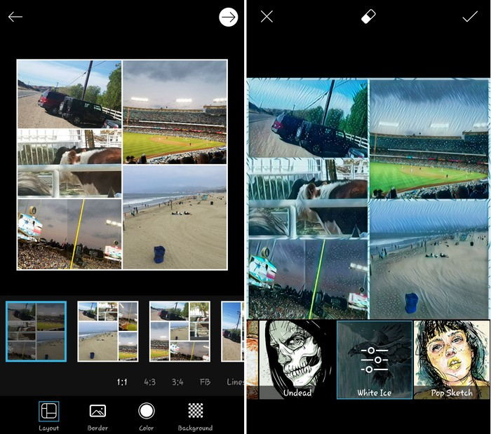 PicsArt Photo Studio and Collage Maker - Best Apps for Putting Two Pictures Side by Side