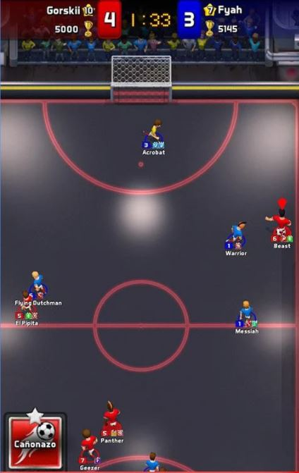 Soccer Manager Arena - Best Soccer Apps for Android - Top 10 Best Soccer Apps for Android to Play Soccer Games on Android