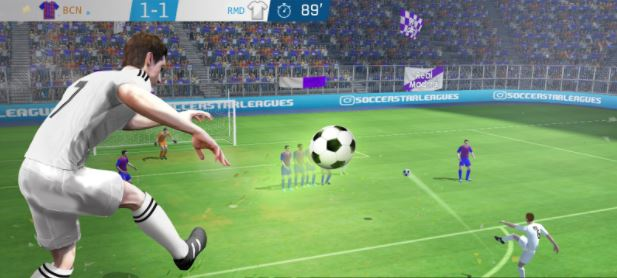 Soccer Stars 2018 Super League - Best Soccer Apps - Best Soccer Apps for Android