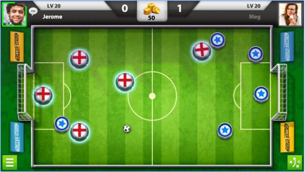 Soccer Stars Soccer Games - Soccer Stars Soccer App for Android - Best Soccer Apps for Android
