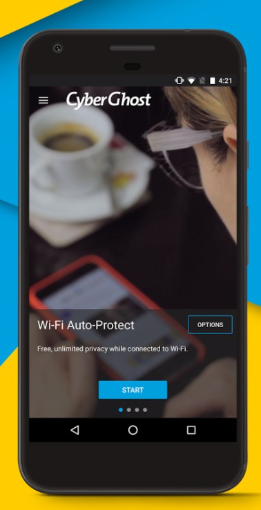 CyberGhost VPN Apps Like Psiphon - Apps Similar to Psiphon - Alternative Apps Like Psiphon