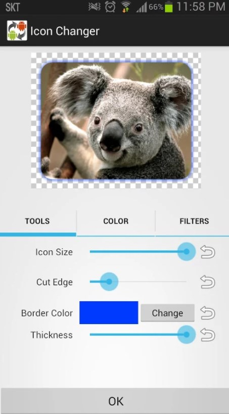 Icon Changer Free - Icon Changer for Android: Icon Changer Free Changes Icon of Any App