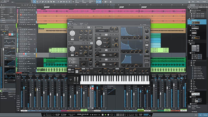 Studio One - Best Paid and Free Beat Making Software for Mac and Windows