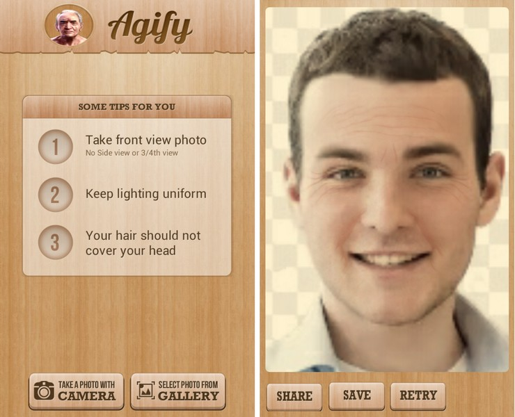 Aging Booth - Best Age Progression Apps for Free - Free Virtual Age Progression App