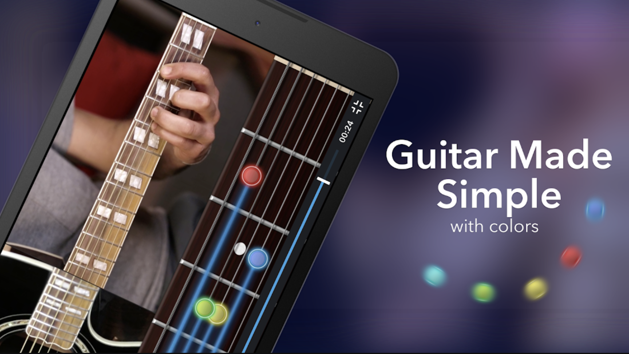 Coach Guitar - Best Guitar Learning Apps for Android