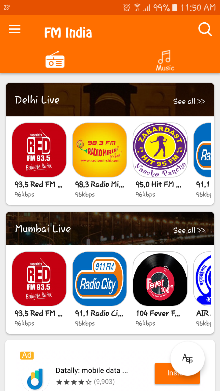 Top 10 Best Android FM Transmitter Apps - Free FM Radio Transmitter