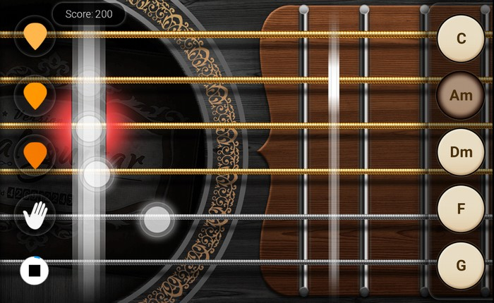 Real Guitar Free - Best Guitar Leaning Apps for Android
