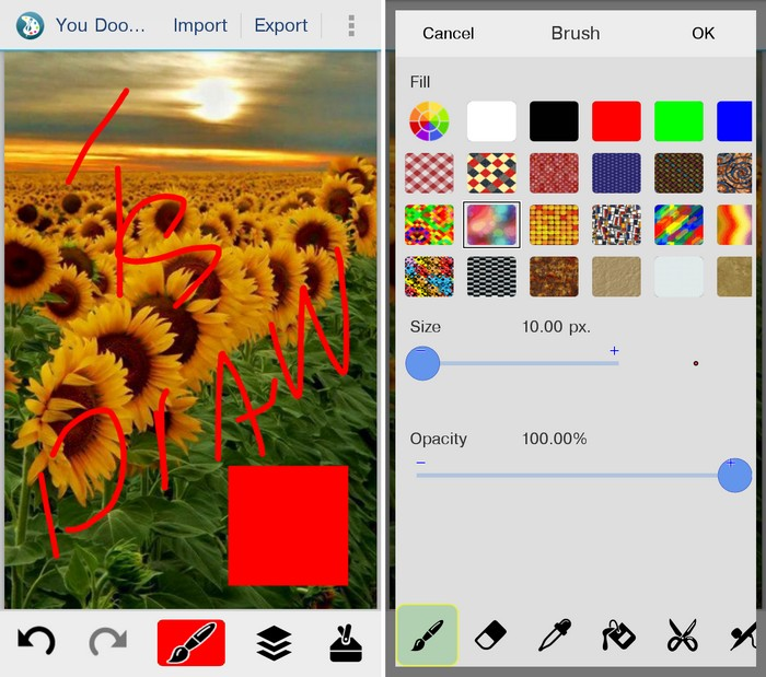 Draw on Photos App - Best Draw on Picture Apps to Draw on Pictures Quickly for Free
