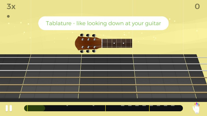 Yousician Guitar Learning App for Free - How to Learn Guitar on Android