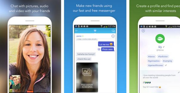 Chatous Random Video Chatting App - Chat with Random People Online