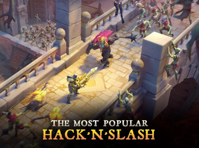 dungeon hunter 5 - Games like Zenonia for PC - Games like Zenonia for Android - Games like Zenonia for iPhon