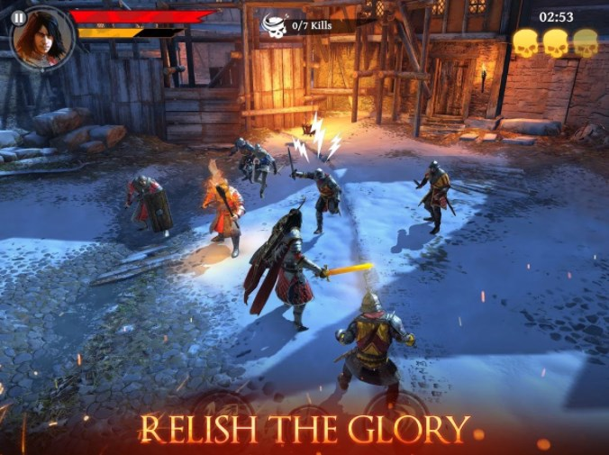 Iron Blade - Games like Zenonia for PC - Games like Zenonia for Android - Games like Zenonia for iPhon