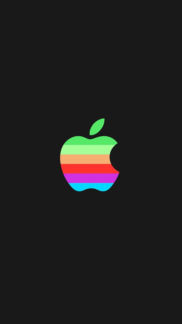 Apple Logo Wallpaper iOS 12