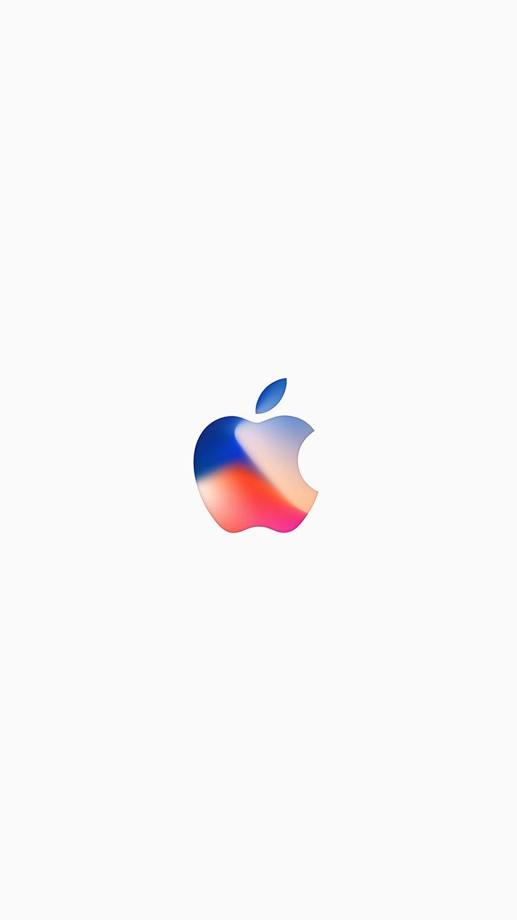 Clean Apple Logo iOS 12 Wallpapers for iPhone X iPhone X Plus iPhone X SE