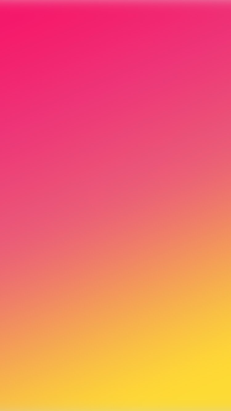 Clean iOS 12 Wallpapers in Pink for iPhone