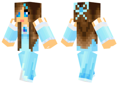 Ice_princess Minecraft Skins for Girls - Best Minecraft Skins for Girls