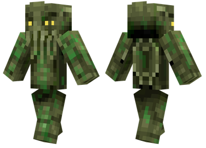 cthulhu Minecraft Skins - Best Minecraft Skins for Girls