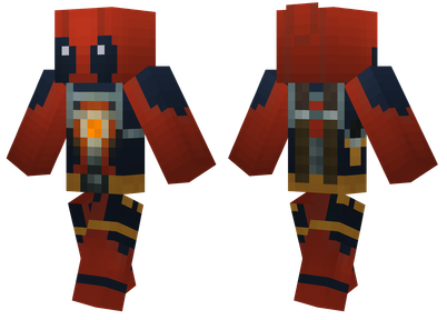 deadpool SkindexSkins for Minecraft - Best Minecraft Skins for Free Download