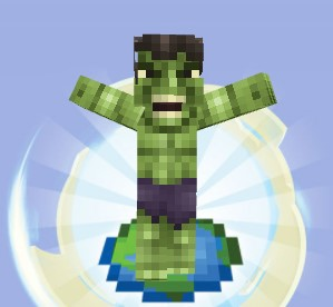 incredible hulk - 20 Best Minecraft Skins that are Really Cool - SkindexSkins