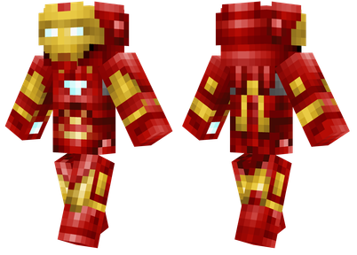 ironman - best minecraft skins - 20 Best Minecraft Skins that are Really Cool - SkindexSkins