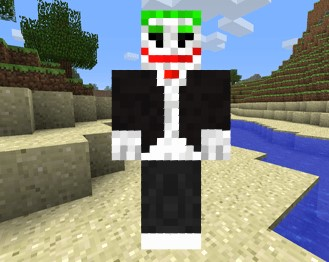 joker - download skindex skin - Download Skindex Skins: Best Minecraft Skins to Download from Skindex