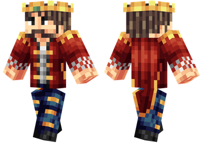 king Minecraft Skins for Boys - Best Minecraft Skins for Boys - Skindex Skins