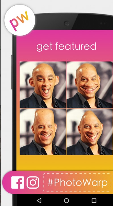 Funny Faces and Funny Faces Apps for Free on Android