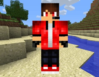 red gamer boy - download skindex skin - Download Skindex Skins: Best Minecraft Skins to Download from Skindex