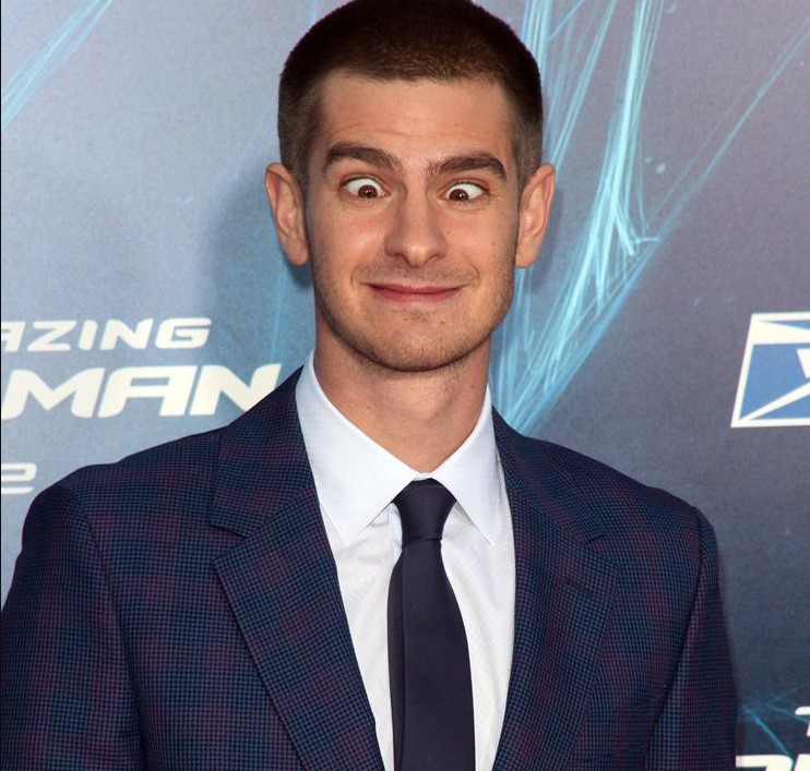 Andrew garfield - funny faces for free - Best Funny Faces apps for iPhone and Android