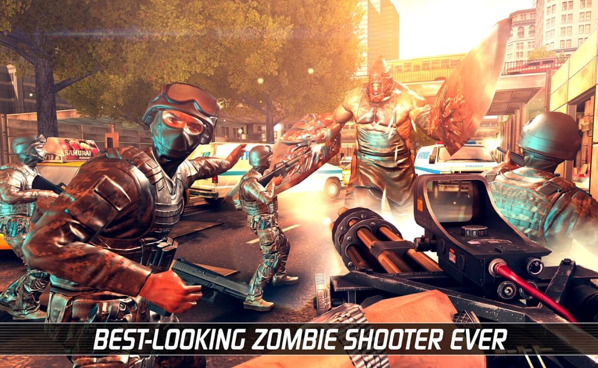 zombie survival games mobile - Best Multiplayer Zombie Survival Games for Android