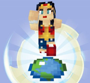 wonder_woman Minecraft Skins for Girls - Best Minecraft Skins for Girls