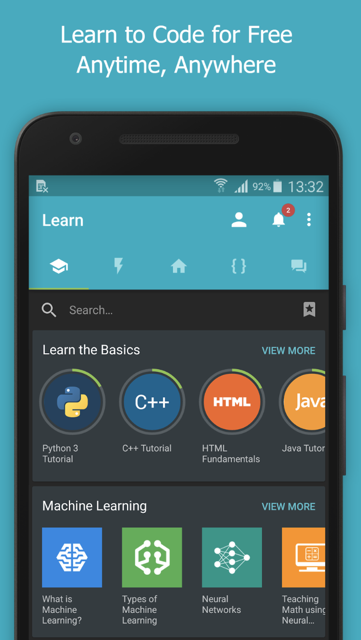SoloLearn - Learn to Code for Free - Best Android App of the Month for Free.png