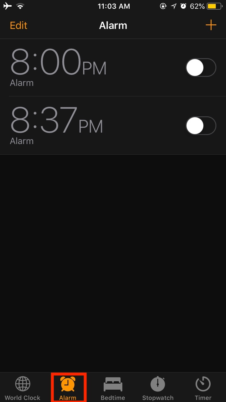 Why is My iPhone Alarm Not Working
