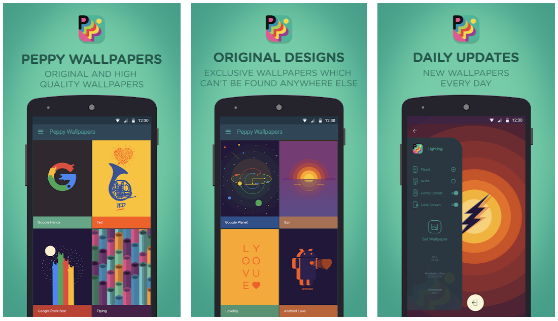 Peppy Wallpapers - Best Free Wallpaper of the Month