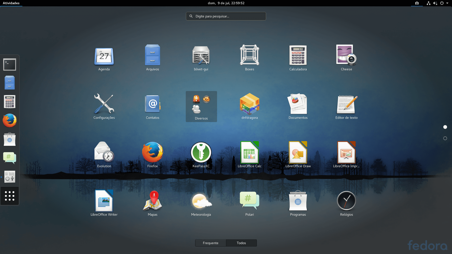 fedora - Best Linux Distros for Programmers - Best Linux Distros for Beginners