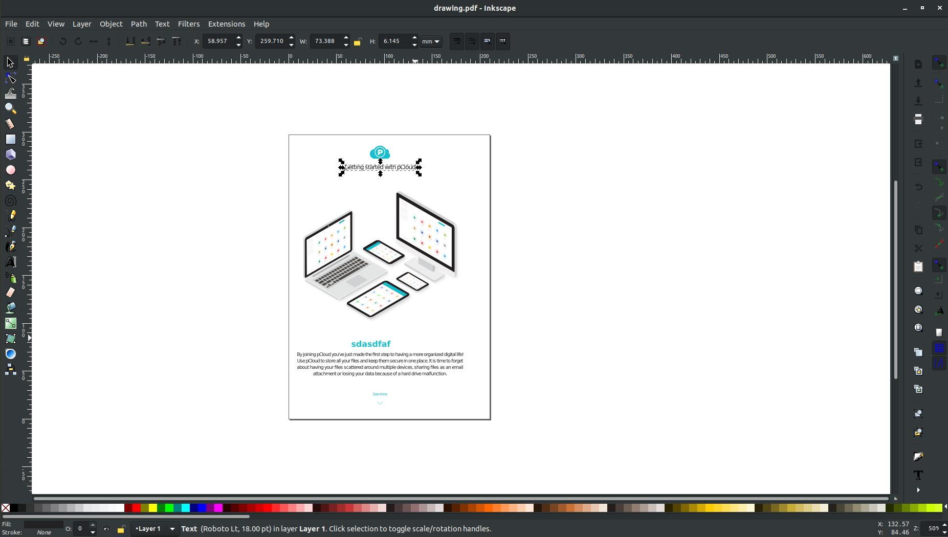 inkscape pdf editor for Linux - Best Linux PDF Editors to Edit PDFs for Free