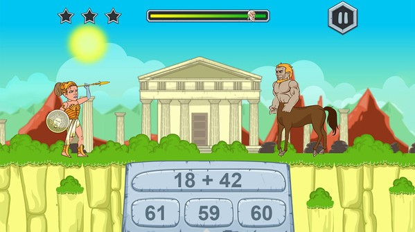 ZEUS MONSTER - Some School Games You can Play - SomeSchoolGames
