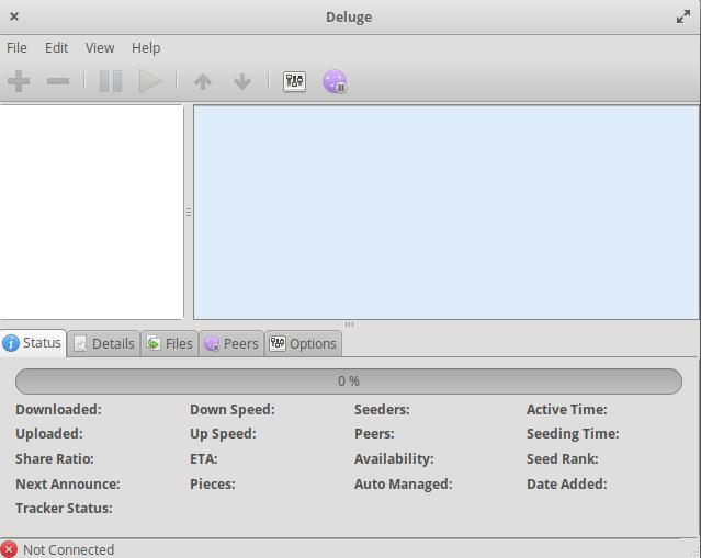 deluge linux - Best Linux Torrent Client for Ubuntu