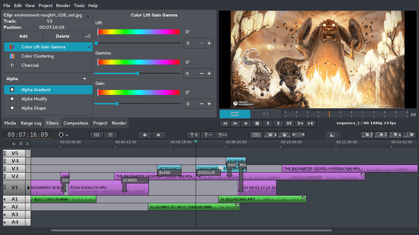 flowblade video editor - Best Linux Video Editing Software for Editing Videos on Linux