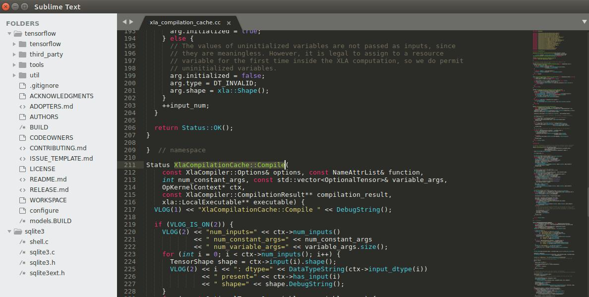 sublime text Linux Text Editor - Get Notepad++ for Linux - Best Notepad Alternatives for Linux