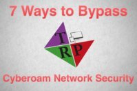 7 Easy Ways to Bypass Cyberoam Network Security
