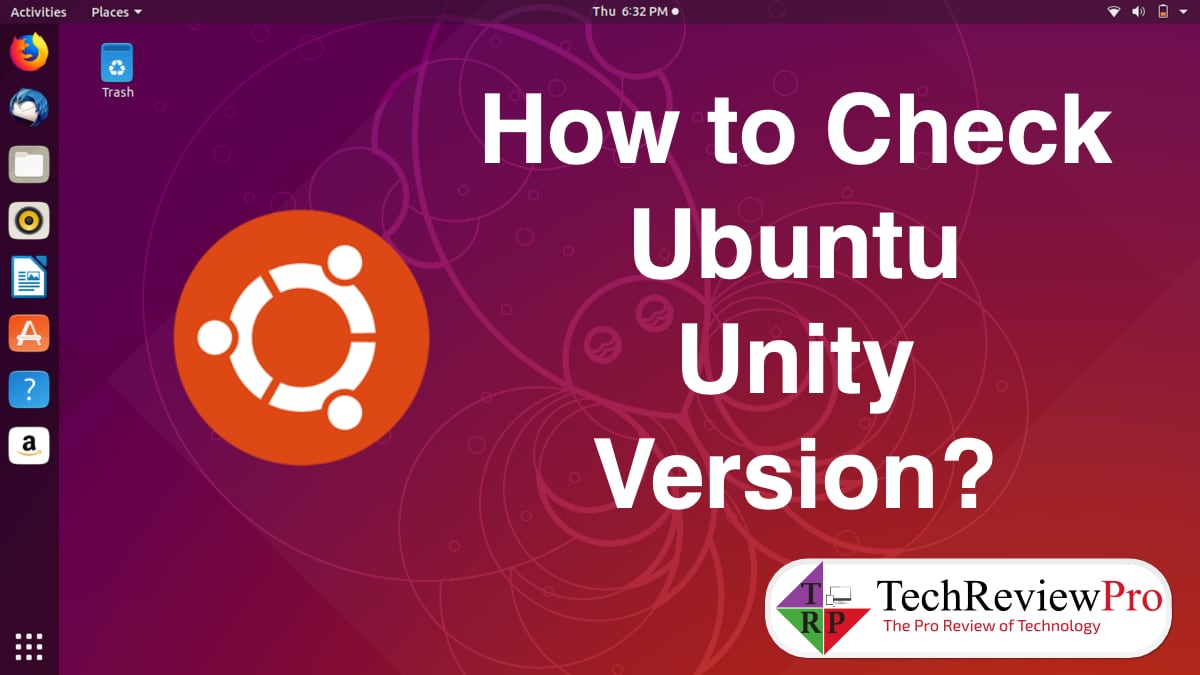 How to Check Ubuntu Unity Version